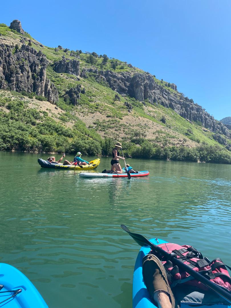 Causey Dam Retreat