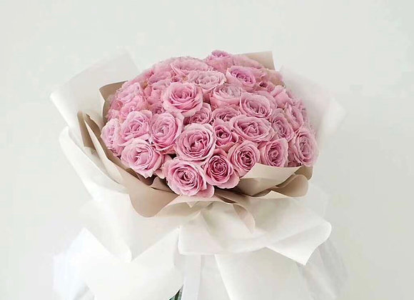 99PINK ROSES