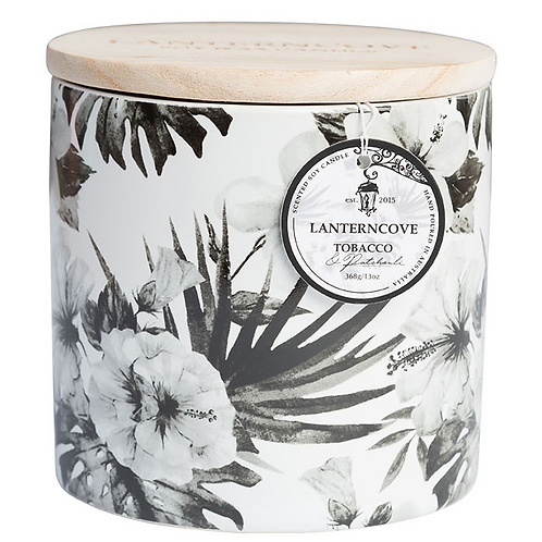 Lantern Cove -SECRET GARDEN TOBACCO & PATCHOULI