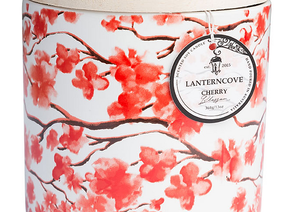 Lantern Cove -SECRET GARDEN CHERRY BLOSSOM