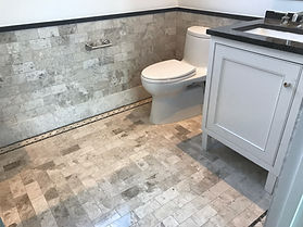 Tundra Grey Marble Tile