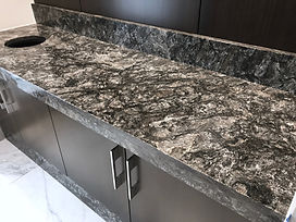 Cosmic Stardust Granite Countertop