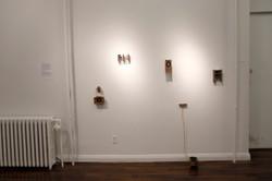 Installation View, Gallery 115, 2014