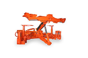 DDR Coal Roof Bolter