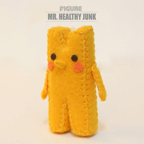 Mr. Junk Handmade Figure