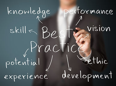 Best Practice, ITIL, Togaf, ISO 27001, mosacademy