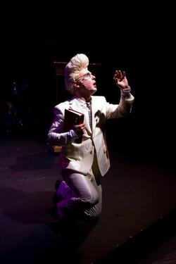 Homo! The musical.