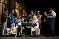 Billy Elliot Press Photo