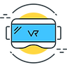VR headset real estate tours copywriter