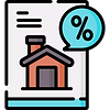 Real Estate Blogger Copywriter Icon
