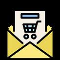 copywriter sales icon