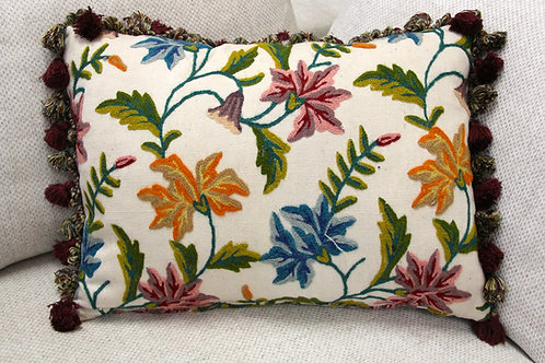Where Plants Blossom Kidney Pillow