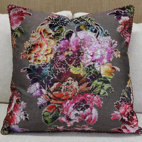 When Flowers Blossom Pillow-Sofa Dećor