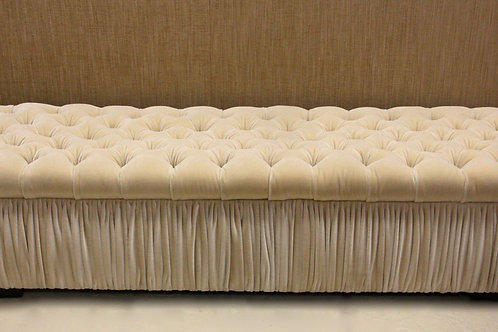 Tufted Bench