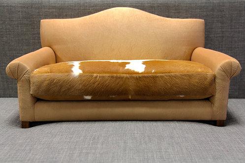 Baby Sofa in Cowhide