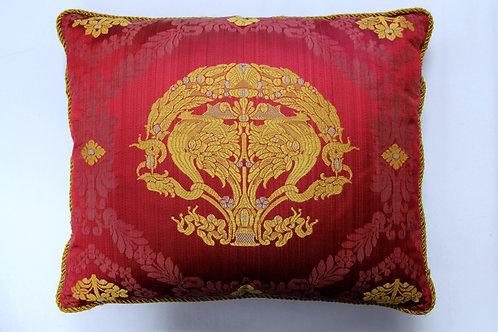 Antique Italian Pillow