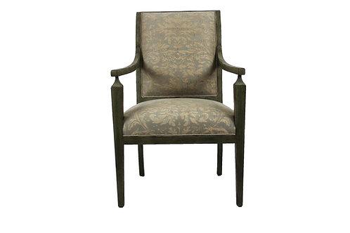 Italian Chair in Fortuni Fabric