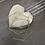 Thumbnail: Gold plated Hexagonal Earrings