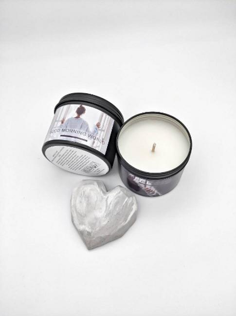 Candle Tin Gift Set 100g