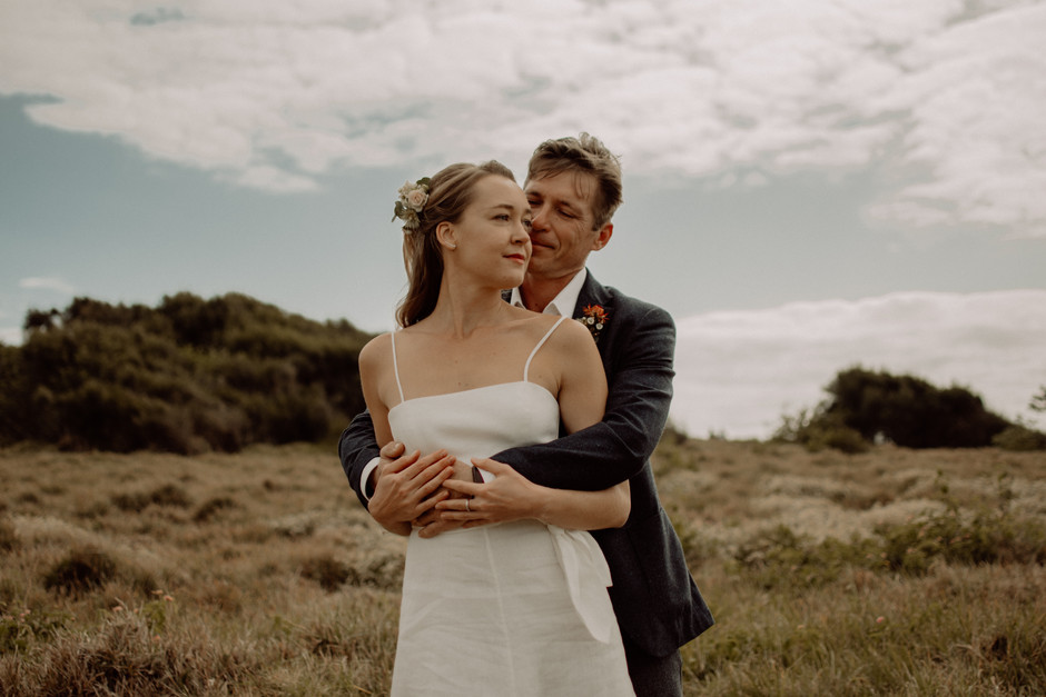 KATIA & JESSE / LAKESIDE ELOPEMENT