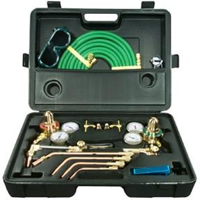 AST8080 - Oxy Acetylene torch & gauge ki