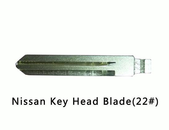 Nissan Key Head Blade (22#)