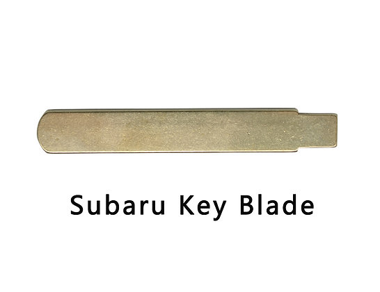 Subaru Key Blade