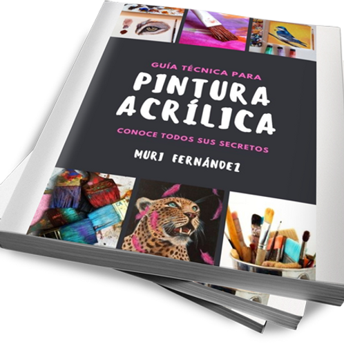 Ebook Guía para Pintura Acrílica