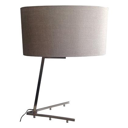 lámpara sobremesa diseño 57x30x74h