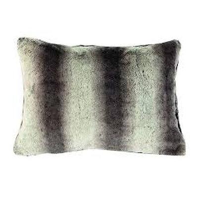 cojín tundra gris 55x35