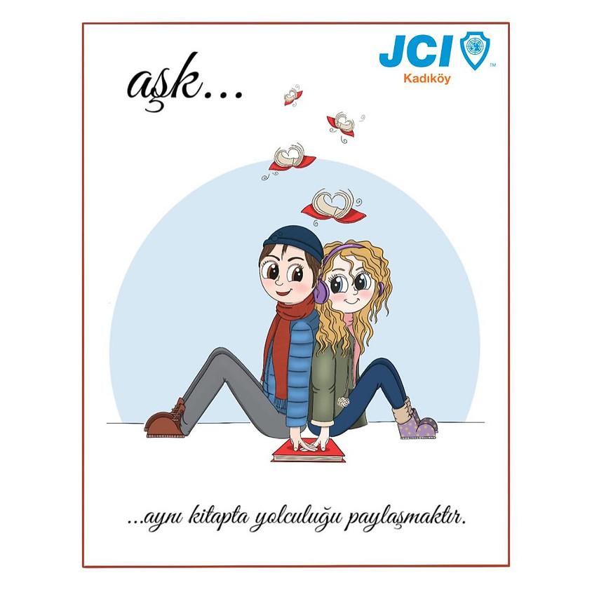 JCI KADIKÖY - Romantik Networking & Haydi Okutalım!