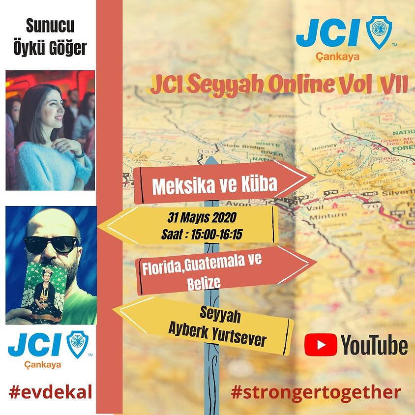 JCI Çankaya   JCI Seyyah Online Vol VII
