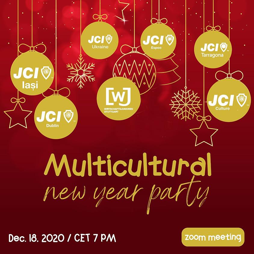 JCI KÜLTÜR | Multicultural New Year Party