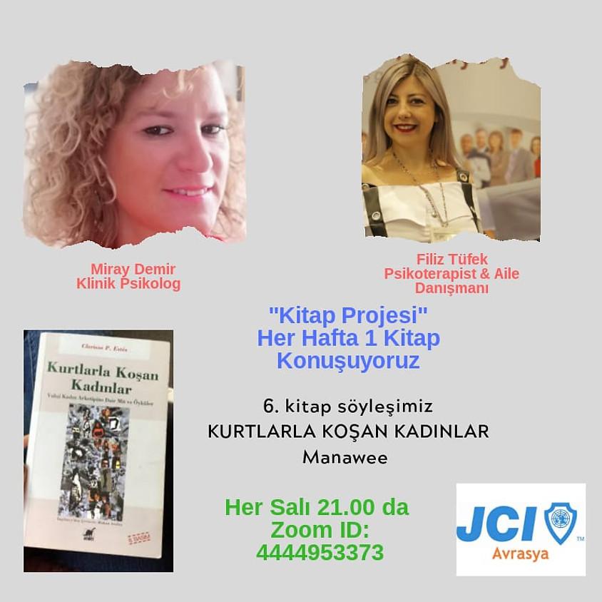JCI Avrasya | Kitap Projesi