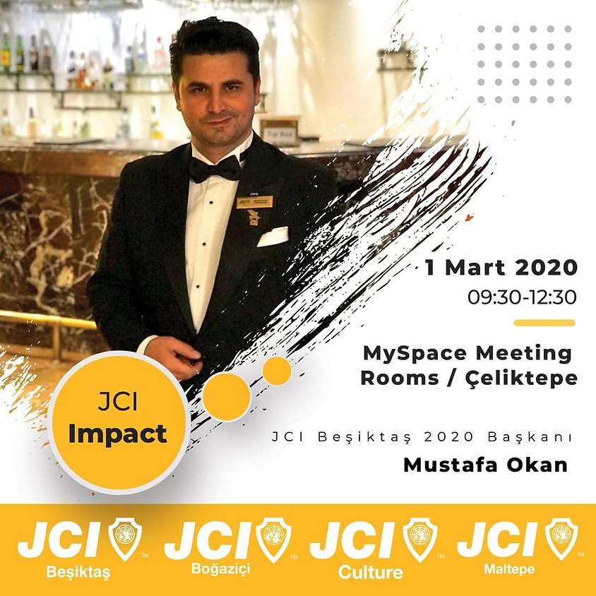 JCI Beşiktaş Boğaziçi Culture Maltepe - JCI IMPACT Eğitimi