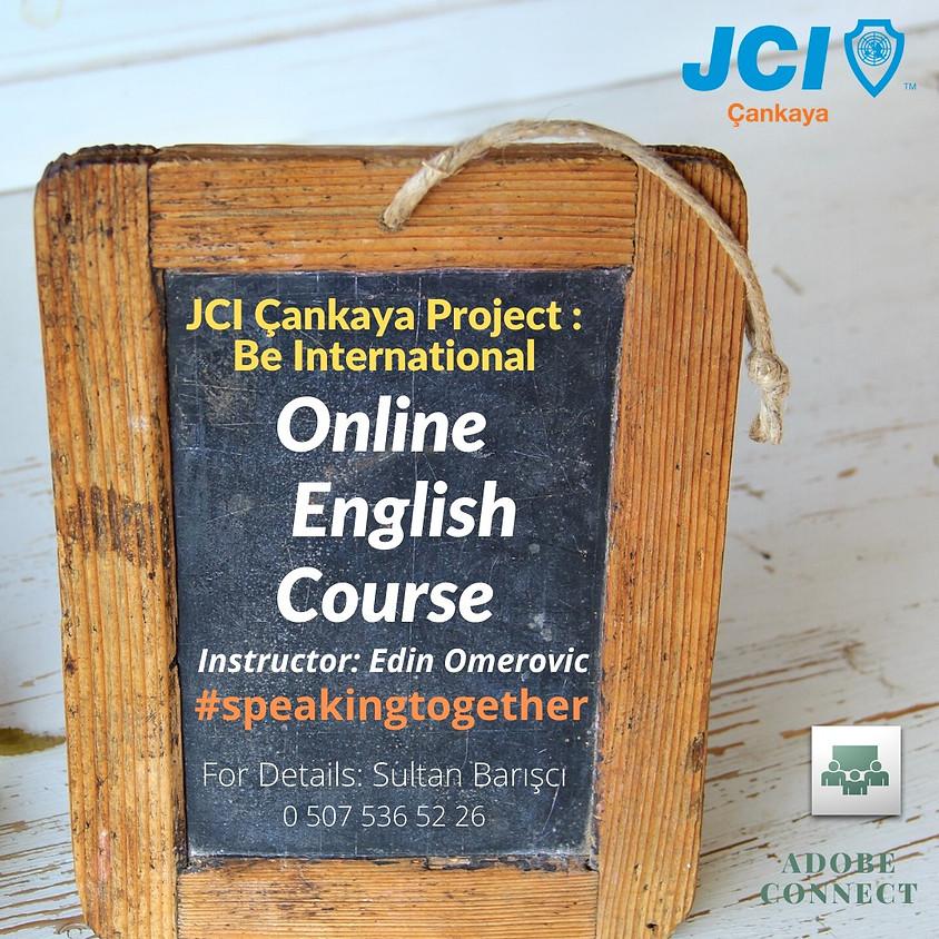 JCI Çankaya - Online English Course