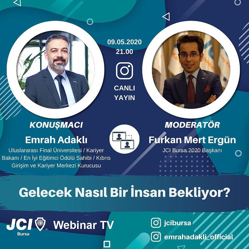 JCI Bursa - Gelecek Nasıl Bir İnsan Bekliyor