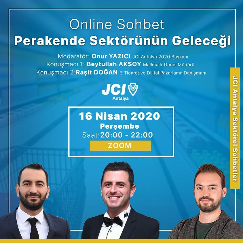 JCI Antalya - Perakende Sektörünün Geleceği