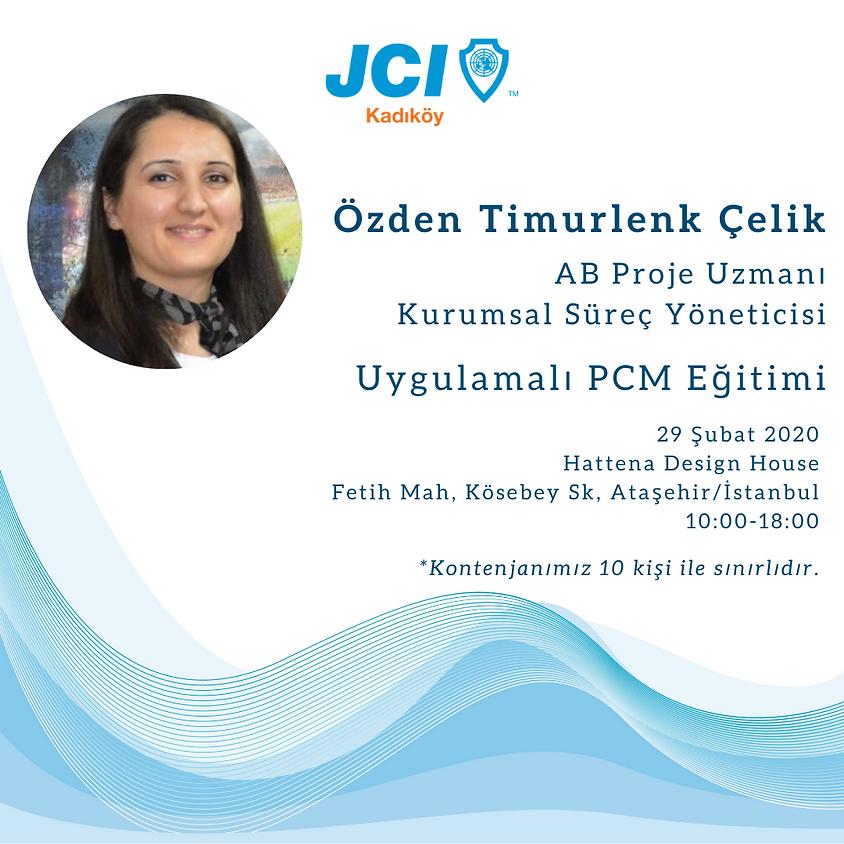 JCI Kadıköy - UYGULAMALI PROJE YÖNETİMİ EĞİTİMİ (PCM) EĞİTİMİ