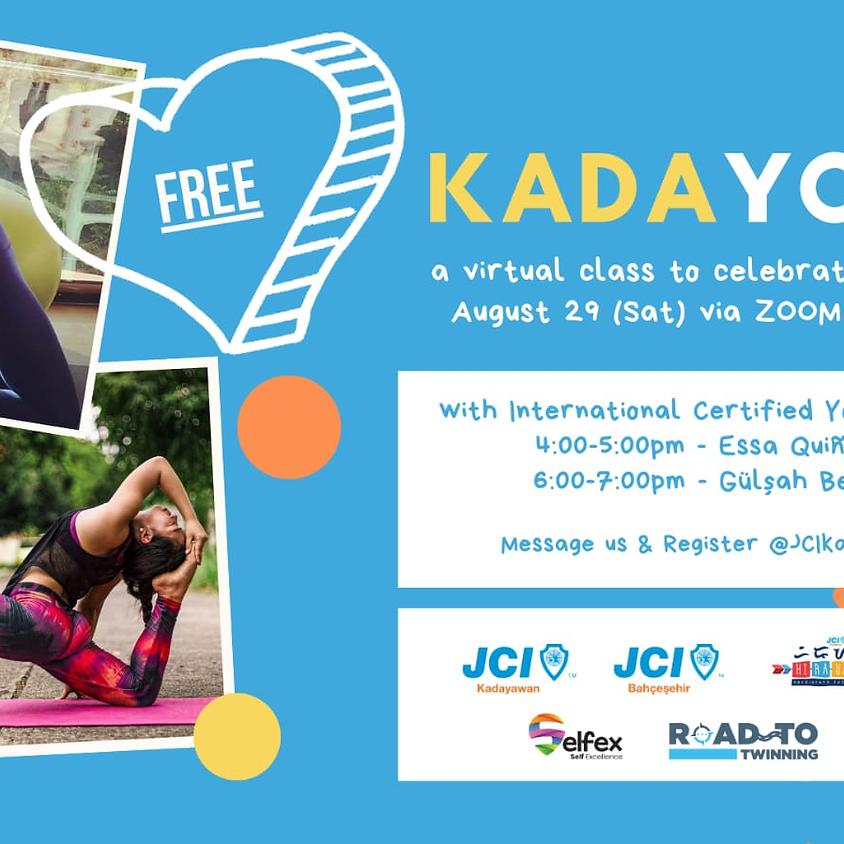 KADAYOGA | JCI Kadayawan & JCI Bahçeşehir