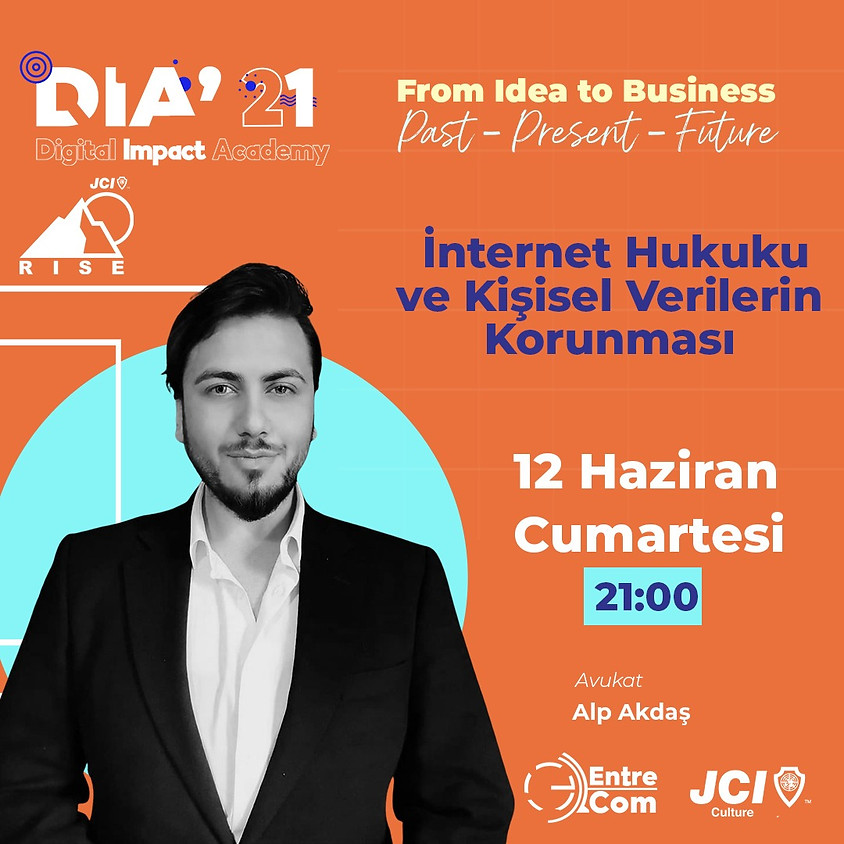 JCI KÜLTÜR | Digital Impact Academy 2021