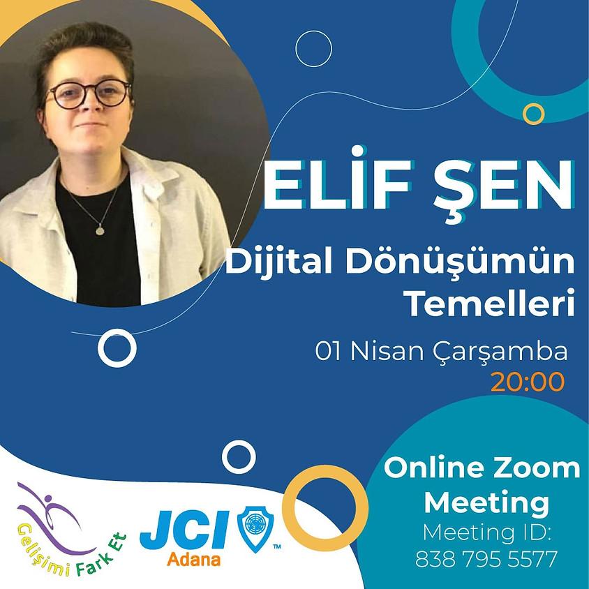 JCI Adana - Dijital Dönüşümün Temelleri