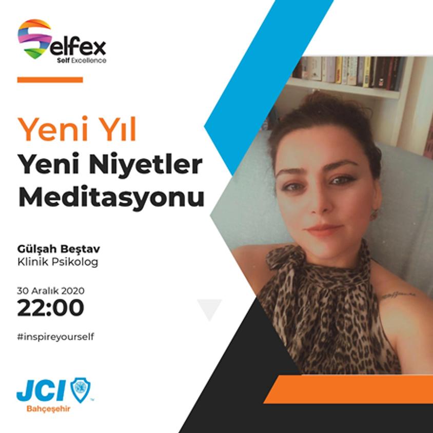 JCI Bahçeşehir | Selfex | Yeni Yıl Yeni Niyetler Meditasyonu
