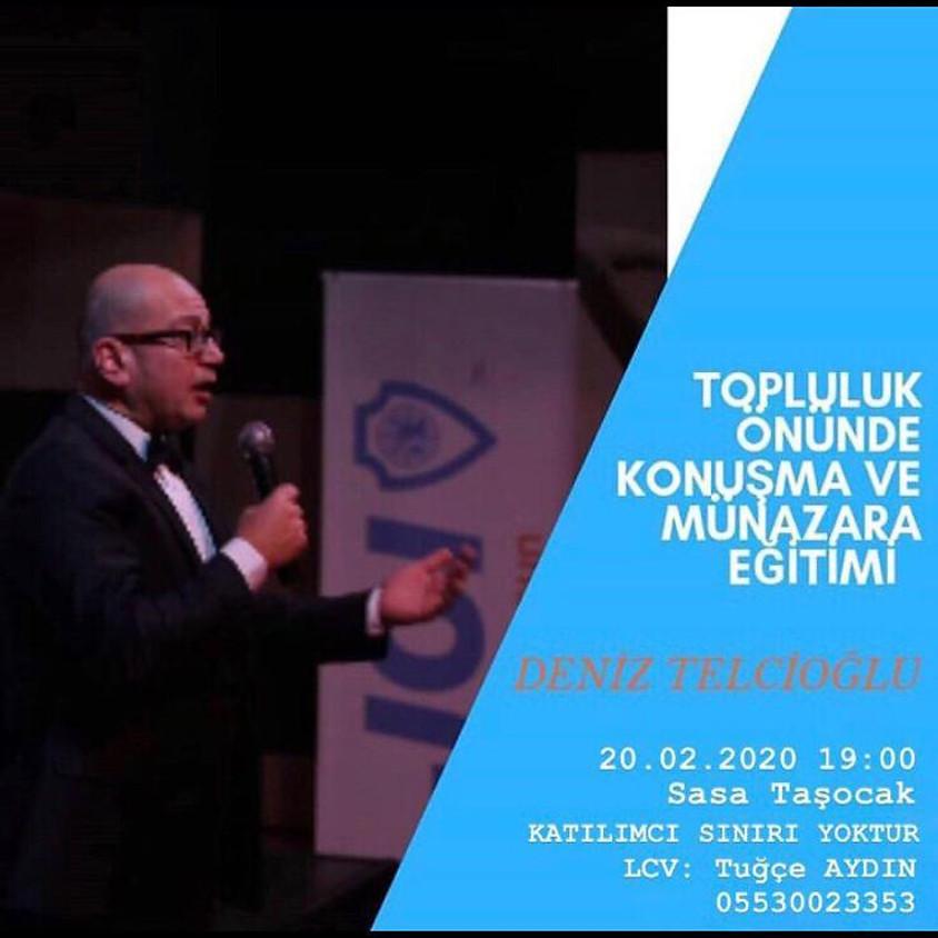 JCI Samsun - Topluluk Önünde Konuşma ve Münazara Eğitimi