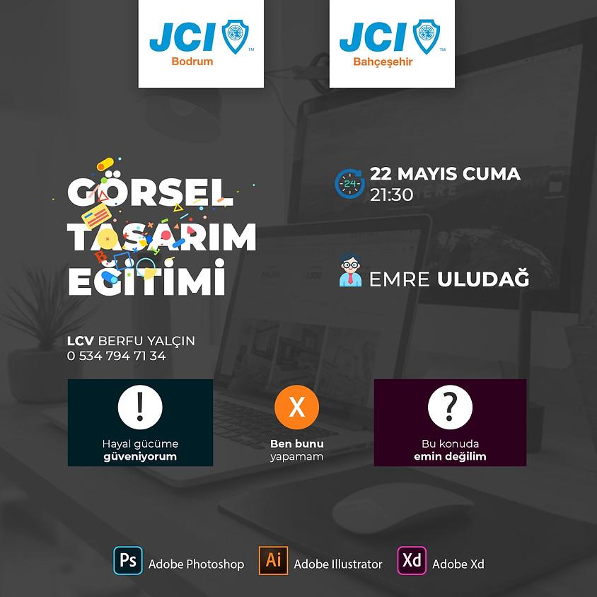 JCI Bodrum JCI Bahçeşehir   Görsel Tasarım Eğitimi