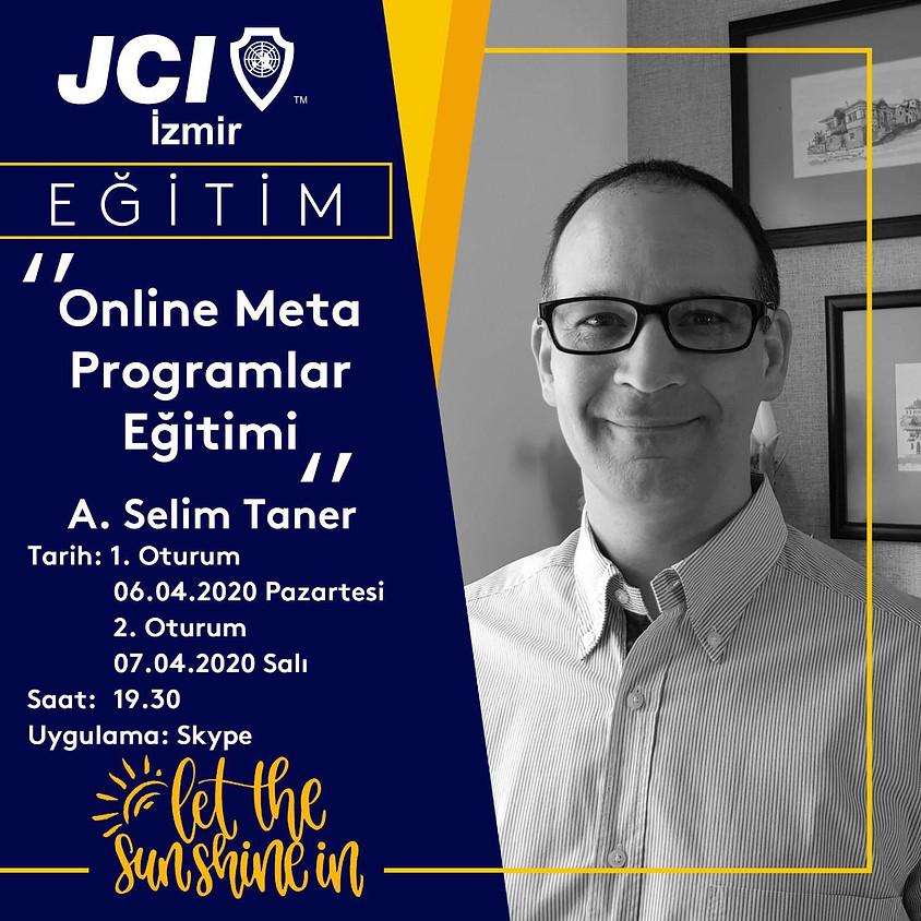 JCI İzmir - Online Meta Programlar Eğitimi