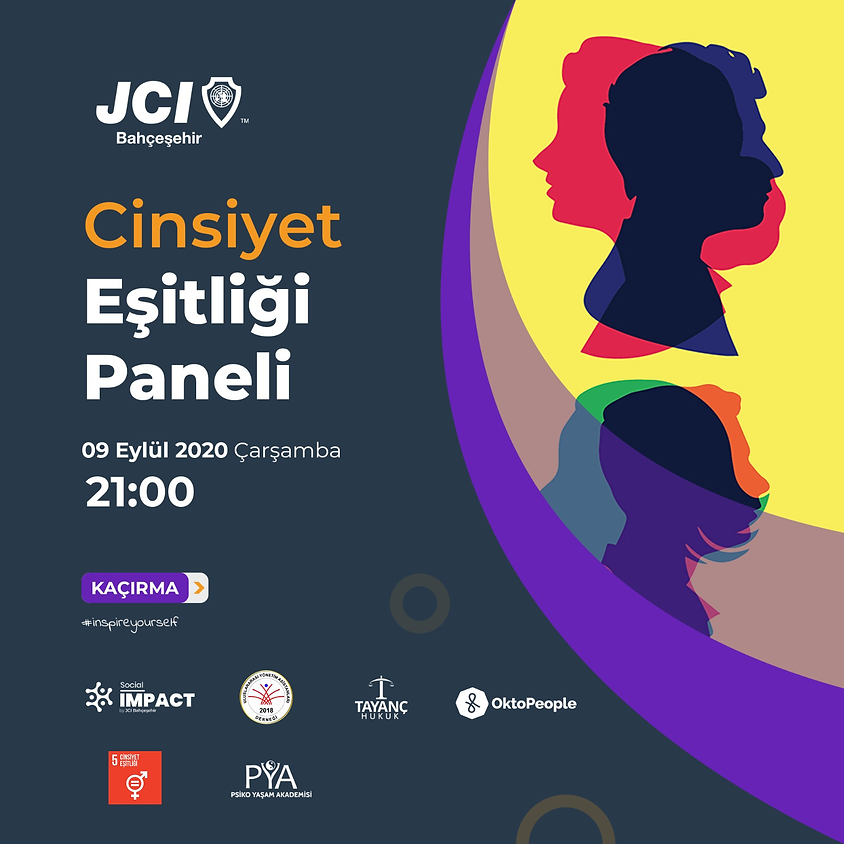JCI Bahçeşehir | Social Impact | Cinsiyet Eşitliği