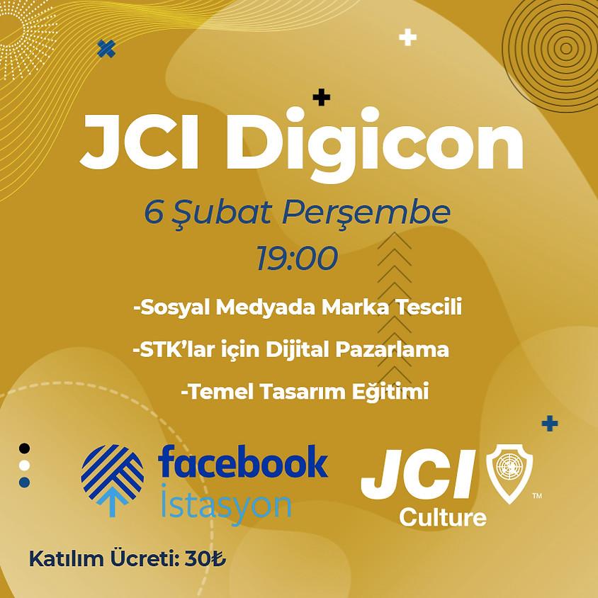 JCI Kültür - Digicon Eğitimleri
