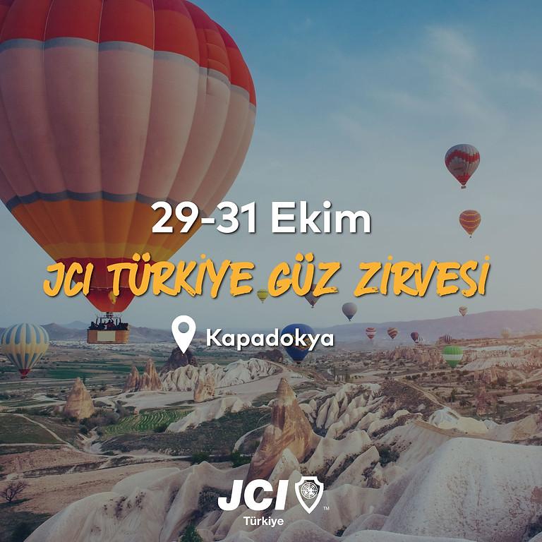 JCI Türkiye Güz Zirvesi