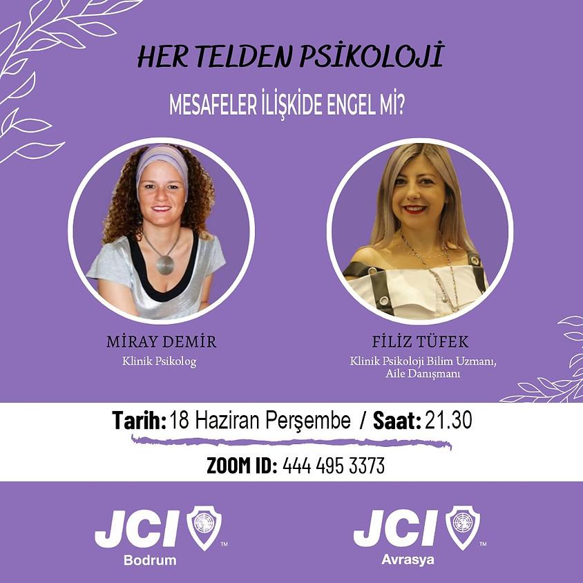 JCI Avrasya | Her Telden Piskoloji